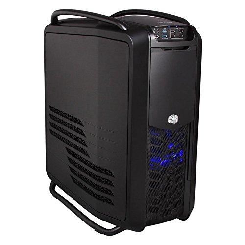 Cooler Master Cosmos RC-1200-KKN1- II Case per PC 'XL-ATX, E-ATX, ATX, microATX, USB 3.0, Panello Laterale Solido