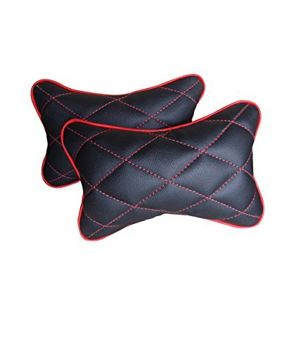 Pegasus Premium Honda Amaze Car Neck Pillow (Set of 2)  available at amazon for Rs.399