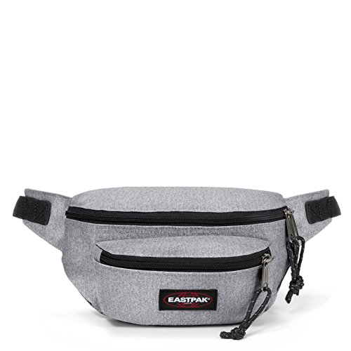 Eastpak Doggy Bag Gürteltasche, 27 cm, 3 L, grau (Sunday Grey)