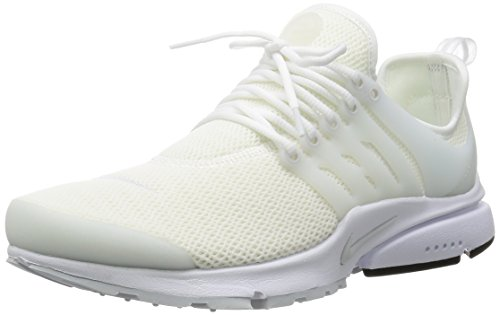 Nike Wmns Air Presto, Scarpe sportive Donna Bianco (Blanco (White / Pr Platinum-White-White))