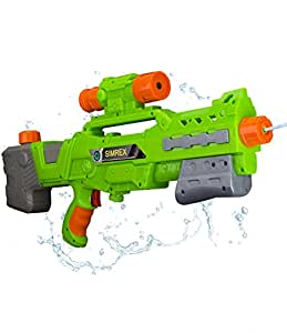 SIMREX 528 Water Guns Fun Soakers & Blasters hobby Hobbies toys. Green