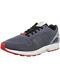 outlet store 88800 3a62e adidas ZX Flux Onix Onix Black