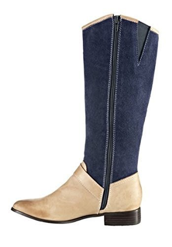 Best Connections Stiefel, Stivali donna Blu (marine)
