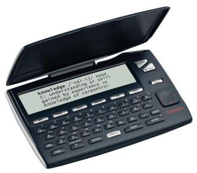 [(Merriam Webster Intermediate Dictionary)] [Author: Franklin Electronics] published on (April, 2012)