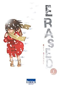 Erased Edition simple Tome 1