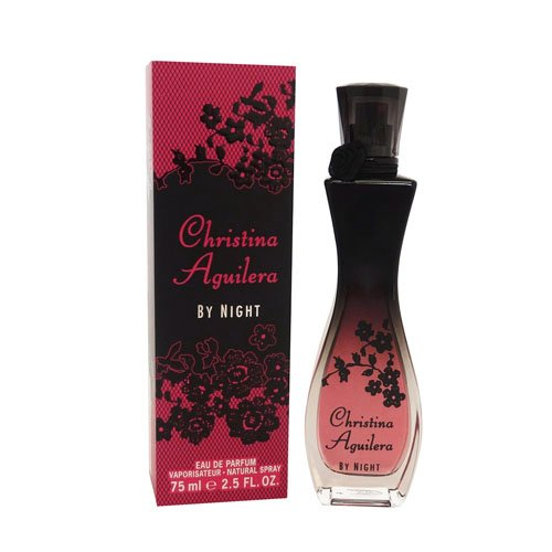 Christina Aguilera by Night Eau de Parfum spray 75 ml