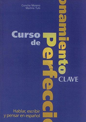 Curso De Perfeccionamiento - Clave