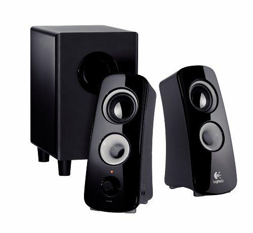 Logitech Z323 2.1 Lautsprechersystem 30 W RMS - 2