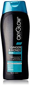 Oxyglow Ginger and Honey Shampoo, 200ml