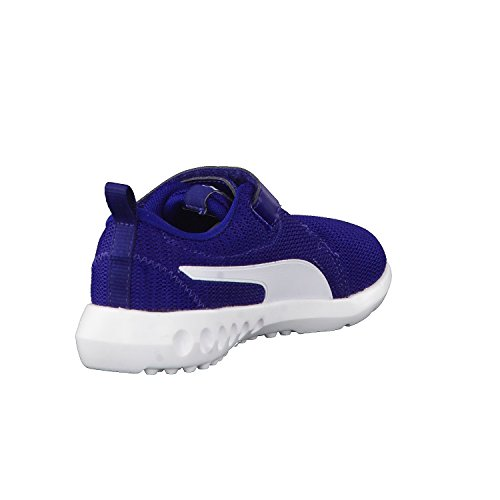 Puma Unisex-Kinder Carson 2 V Ps Sneaker Blau (Blue Depths-White)