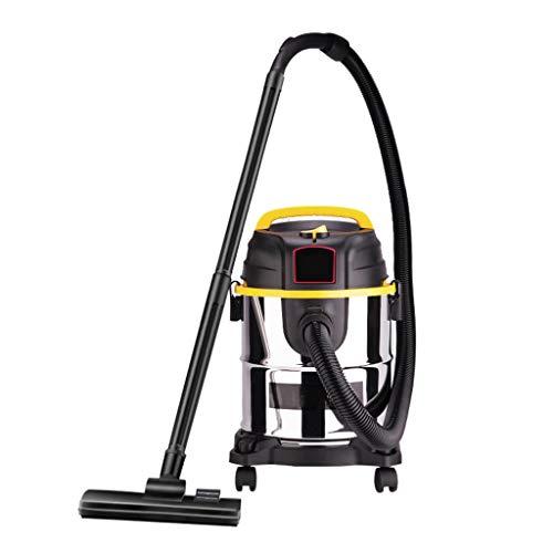 TY-Vacuum Cleaner MMM@ Aspirador Tipo de Barril Húmedo y seco Soplado Tres usos 900W Aspirador de Alta...