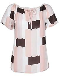 Mujer blusa tops sexy elegante Atractivo moda urbano,Sonnena Las mujeres de moda fuera de
