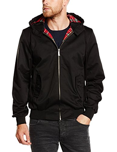 Harrington Harrington Hooded, Chaqueta Para Hombre Harrington