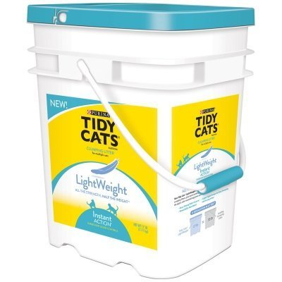 nestle-purina-pet-care-litter-np16504-tidy-cats-instant-action-clumping-lightweight-17-lbs-by-nestle