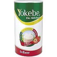 Yokebe Erdbeer Einzeldose, 10 Portionen (1 x 500 g)