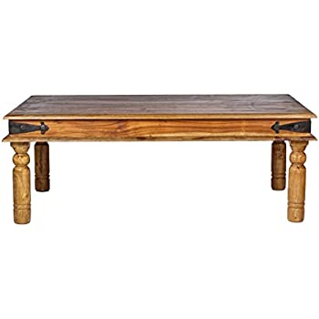 Mercers Furniture Indian Jali Coffee Table   Indian Rosewood, 110 X 60 Cm