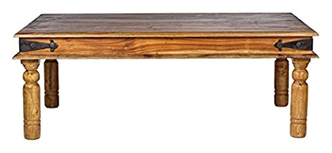 Mercers Furniture Indian Jali Coffee Table - Indian Rosewood, 110