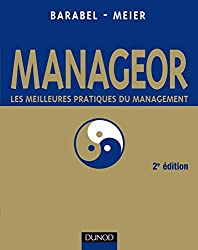 Manageor - 2e édition : Les meilleures pratiques du management (Livres en Or)