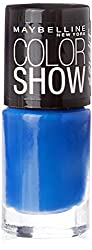 Maybelline Color Show Bright Sparks, Blazing Blue, 706