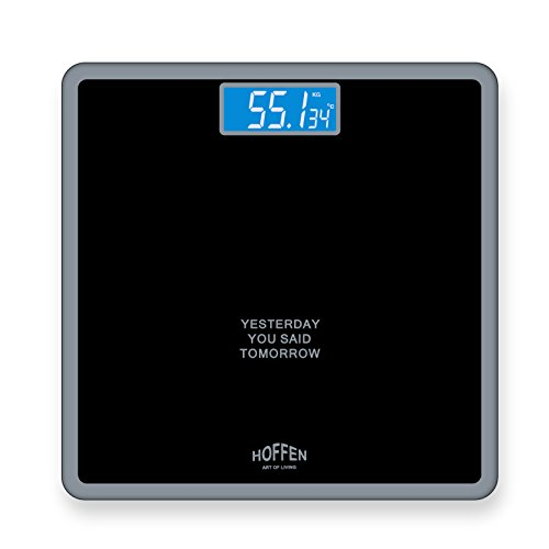 Hoffen Digital Elecronic LCD Personal Body Fitness Weighing Scale_HO-18
