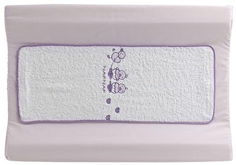 Naf-Naf 30095 Wickelauflage Design Cuak Lilac 45 x 75 cm