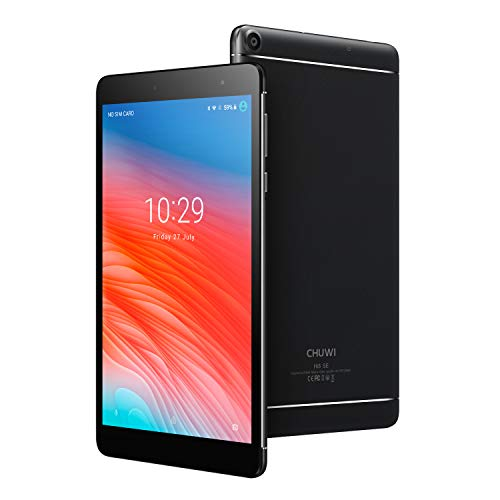 tablet hdmi CHUWI Hi8 SE 8 Pollici IPS Tecnologia Tablet PC Mani-Libero Android 8.1 OS (MT8735VT Cortex-A53) 64-Bit Quad-Core Fino a 1.1 GHz 1200 * 1920