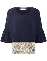 Promod Shirt im Lagen-Look