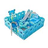 LIUFS-Valla Centro de Entretenimiento de Seguridad de Juegos para niños Cerca y al Aire Libre (Tamaño : Package B)