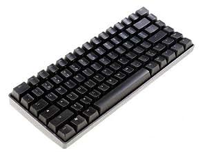 KBTalking KBT race 75% - Mx-Red (Green light) - NKRO [ANSI US International - QWERTY] - mechanische Tastatur
