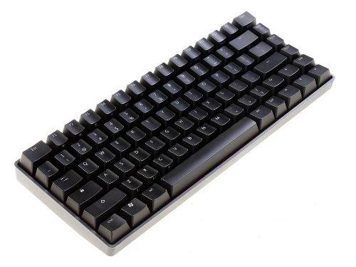 KBTalking KBT race 75% - Mx-Blue (Green light) - NKRO [ANSI US International - QWERTY] - mechanische Tastatur -