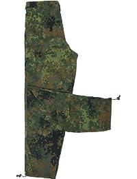 BE-X Leichte Feldhose -BCU- mit 5 Taschen, aus RipStop Gewebe - flecktarn