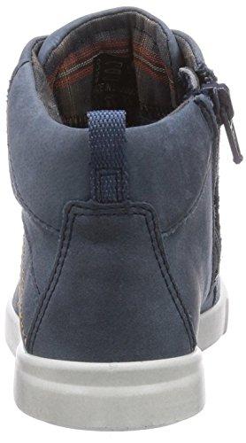 ECCO Shay Starbuck, Sneaker a Collo Alto Bambino Blu (Blau (DenimBlueStarbuck02086))