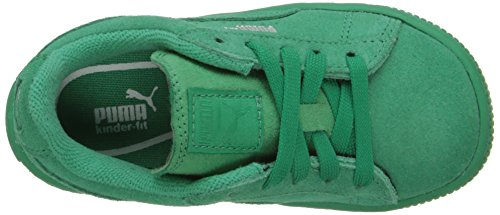 Puma Classic Suede Kids Daim Baskets Simply Green-Simply Green