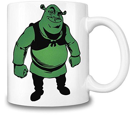 Strong Shrek Becher-Schale (Shrek-kaffee-tasse)