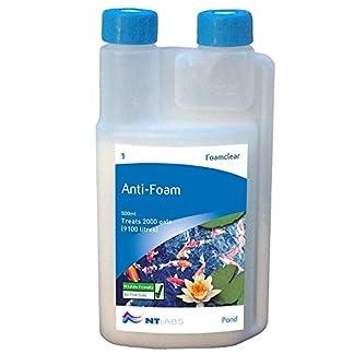 nt labs pond aid foam clear 500ml NT Labs Pond Aid Foam Clear 500ml 41PzwJ 2BEIpL