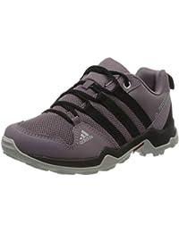 adidas Terrex Ax2r K, Zapatillas para Carreras de montaña Unisex Niños