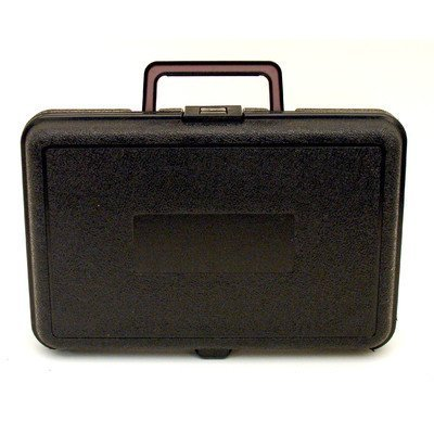 Platt Blow Molded Case in Black: 8 x 12 x 3 by Platt