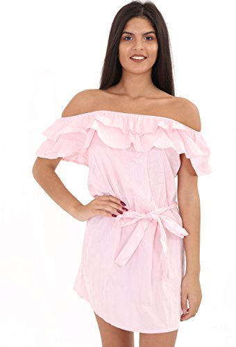 Get The Trend - Robe - Femme Rose