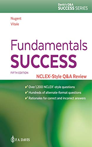 Fundamentals Success:  NCLEX-Style Q&A Review (Davis's Q&a Success) (English Edition)