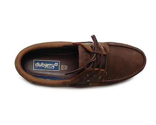 Dubarry , Chaussures bateau pour homme - Donkey Brown/Brown