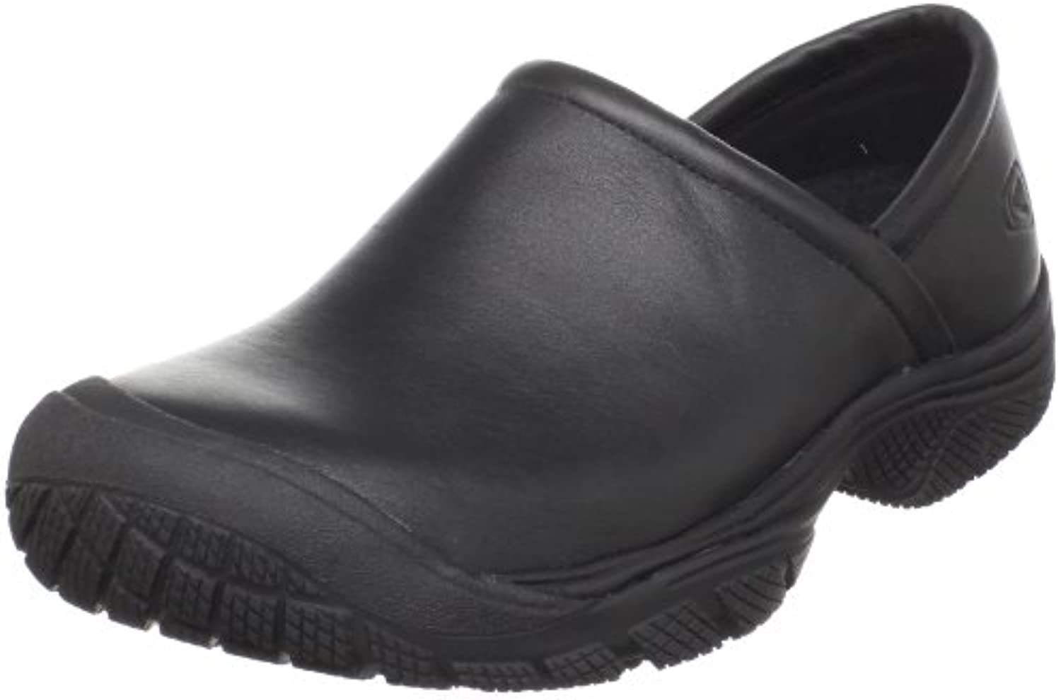 Keen Utility Men's PTC Slip on Work Shoe Black 12 M US