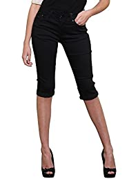 Amazon.co.uk: Capri - Jeans / Women: Clothing
