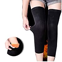 XER Men and Women Knee Support, Winter Stretch Warm Old Cold Leg Joints Cold Leggings for Stability Joint