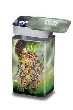 Dark Side of Oz Nesting Deck Vault Metall-Deck Box Tin