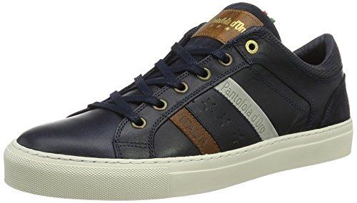 Sneaker dOro Blau Pantofola Dress Herren Blues Uomo Monza Low wfnngvSq