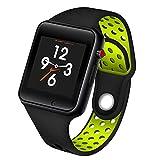 ASSDNI Smartwatches Neue Frauen männer smart Watch OLED farbdisplay Sport schrittzähler wecker...