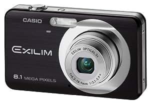 """Casio EXILIM EX-Z80 BK Digitalkamera (8 Megapixel, 3-fach opt. Zoom, 2,6"""" Display) schwarz"""