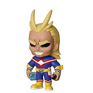 Funko 38704 5 Star: My Hero Academia-All-Might Collectible Figure, Multicolor
