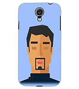 SAMSUNG GALAXY MEGA 6.3 FACE Back Cover by PRINTSWAG