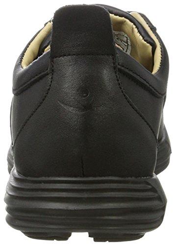 Chung Shi Damen Oslo Ii Sneaker Schwarz (Schwarz)